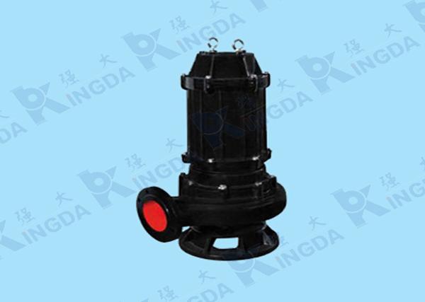 市政行业用泵选型